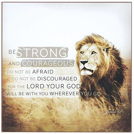 strongandcourageous